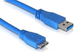Интерфейсный и силовой кабель