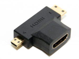 Переходники HDMI / DVI / VGA / DP / PCI-E