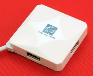 USB хаб (концентратор) HB24-202WH