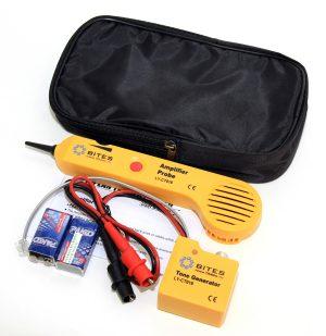 Тестер-трассоискатель кабеля EXPRESS LY-CT018